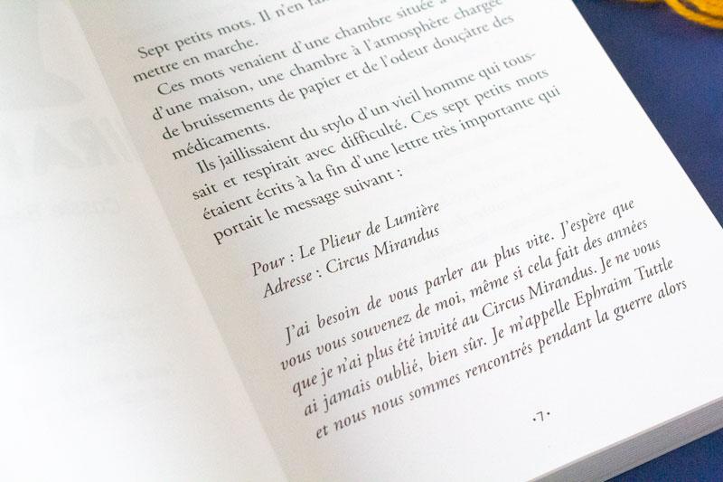 """Résultat de recherche d'images pour """"Circus Mirandus lettre"""""""