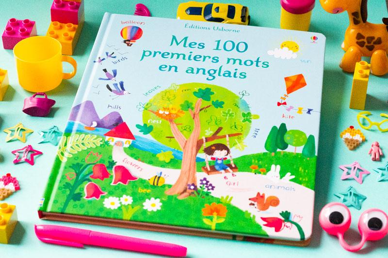 Mes 100 Premiers Mots En Anglais Culture Kids